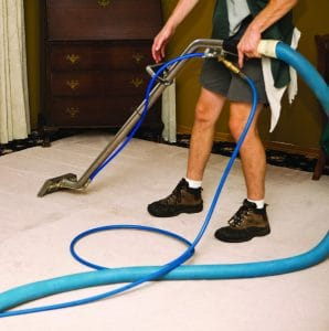How  do you benefit from cleaner carpets