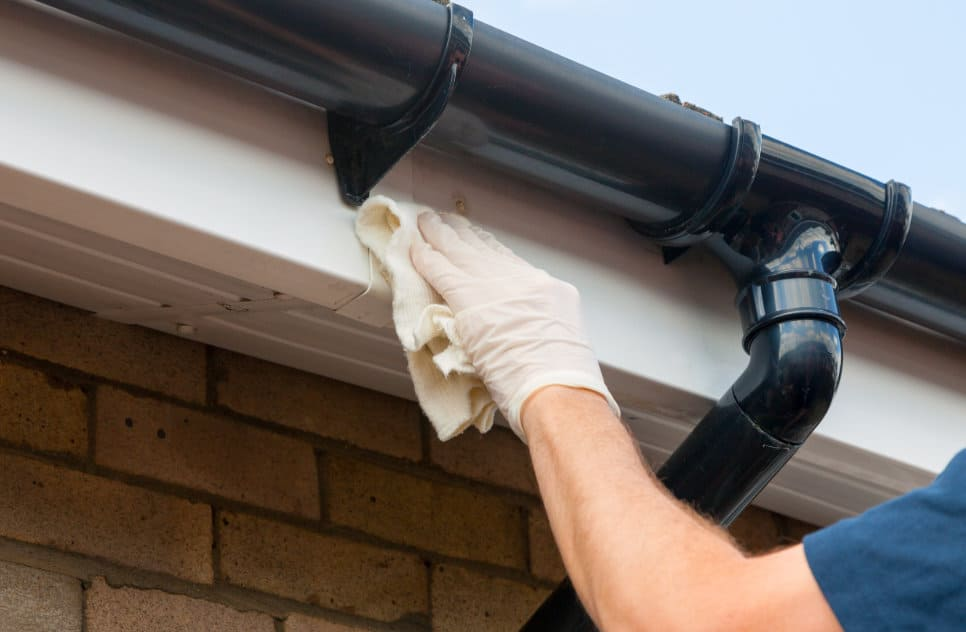 fascia, soffit & gutter cleaning